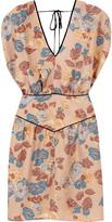 Belinda floral dress