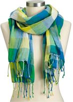 Old Navy Women's Plaid Madras Scarves