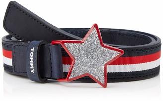 Tommy Hilfiger Girl's Star Belt 2.5