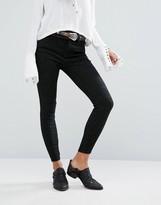Free People Jacquard Skinny Peyton Jeans