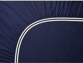 Modern Cotton - Harrison Fitted Sheet In Navy