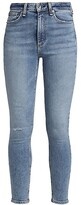 Thumbnail for your product : Rag & Bone Nina High-Rise Ankle Skinny Jeans