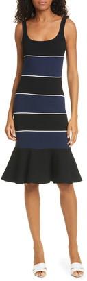 Tanya Taylor Noreen Sleeveless Knit Dress