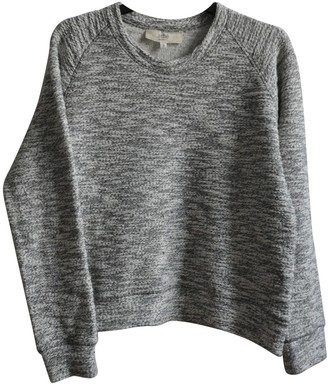 Vanessa Bruno Grey Silk Knitwear for Women