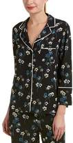 Ella Moss Floral Pajama Top.