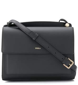 Furla flap crossbody bag