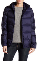Joe Fresh Quilted Hooded Puffer Jacket