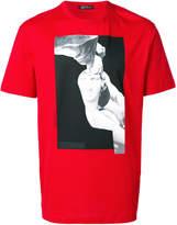 Versace sculpture print T-shirt