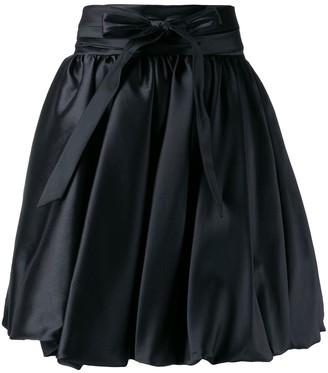 ZUHAIR MURAD High-Waisted Balloon Skirt