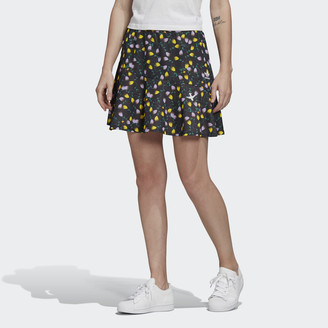 adidas Allover Print Skirt