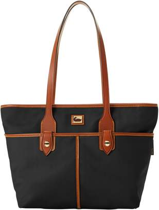 Dooney & Bourke Wayfarer Double Pocket Tote
