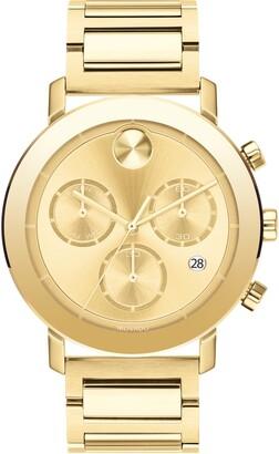 Movado Bold Evolution Chronograph Bracelet Watch, 42mm