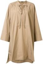 Bassike Oversized Shirt Dress