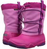 Crocs Swiftwater Waterproof Boot (Toddler/Little Kid)