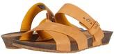 Teva Mahonia Slide (Sunflower) Women's Shoes