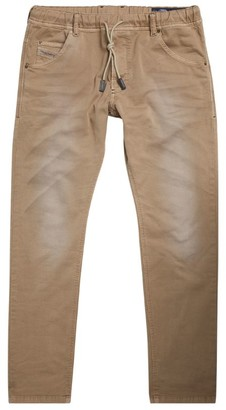 Diesel Tapered Drawstring Jeans