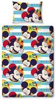 Disney Baby Mickey Mouse Boo Toddler Duvet & Bedding Bundle Set