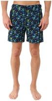 Original Penguin Jellyfish Print Fixed Volley Swim Shorts