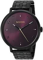 Nixon Women's 'Arrow' Quartz Stainless Steel Casual Watch