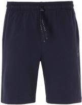 Boss Mix & Match Navy Jersey Shorts