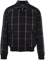 A.P.C. 'Teddy' bomber jacket