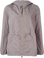 Moncler 'Jol' windbreaker jacket - women - Feather Down/Polyamide/Polyester - 1
