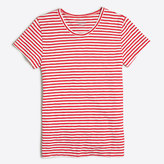 J.Crew Factory Striped studio T-shirt