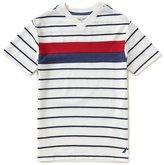 Nautica Big Boys 8-20 Striped Short-Sleeve Tee