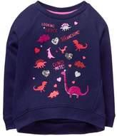 Gymboree Dino Love Pullover