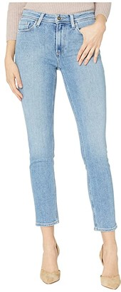 Paige Hoxton Ankle Skinny Jeans in Hot Toddy (Hot Toddy) Women's Jeans