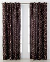 "Elrene Gia Embroidered 52"" x 95"" Room Darkening Panel"