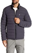 Nautica Reversible Quilted Winter Coat