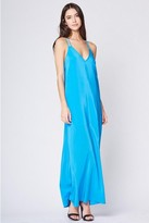 Yumi Kim Hot Summer Night Silk Maxi