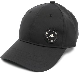 adidas by Stella McCartney Logo-Patch Running Cap