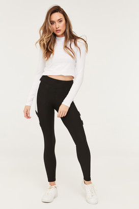 Ardene Colorblock Soft Leggings