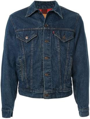 Levi's 1980s Levis 70401 denim jacket