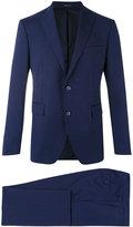 Tagliatore two piece suit - men - Cupro/Virgin Wool - 48