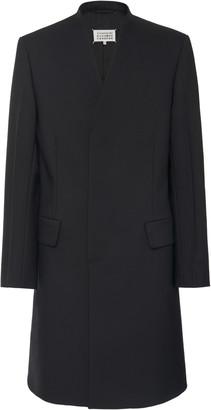 Maison Margiela Wool Overcoat