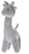 Beba Bean Gray Giraffe Rattle