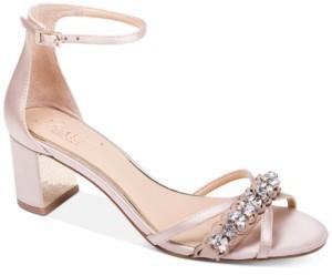 Badgley Mischka Giona Women's Evening Sandal Women's Shoes