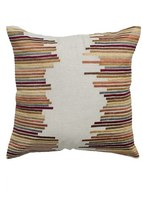 Rizzy Home 'Jagged Stripe' Pillow