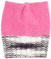 Missoni Cat-ear alpaca-blend beanie hat