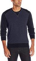 Splendid Mills Men's Long Sleeve Terry Active Sweatshirt