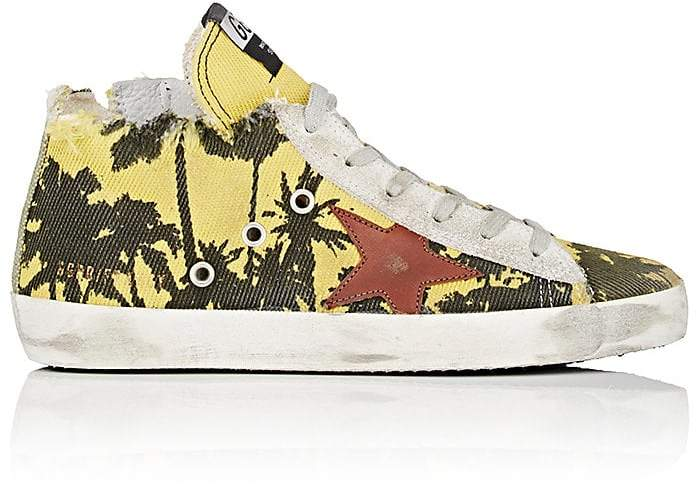 Golden Goose Women's Francy Gabardine Sneakers