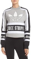 adidas Women's 3-Stripes Sweatshirt