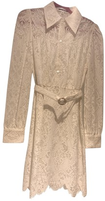 McQ White Lace Dress for Women