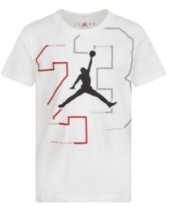 Jordan Little Boys Jumpman 23 Logo T-Shirt
