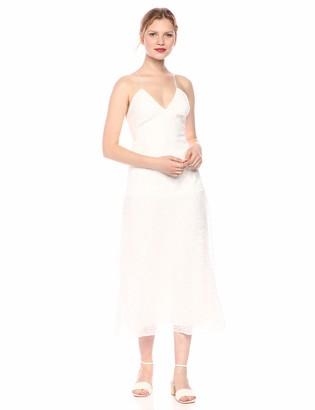 Keepsake The Label Women's Awaken Sleeveless Lace Cross-Back Short Dress