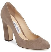 Jimmy Choo Women's Billie Block Heel Pump