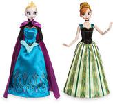 Disney Anna and Elsa Classic Dolls Coronation Gift Set - Frozen - 11''